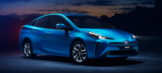 The 2019 Prius makes its debut at the Los Angeles Auto Show