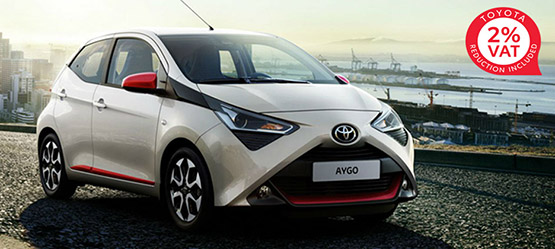 The New Aygo