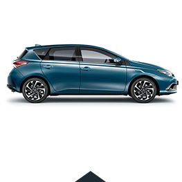 Personalise to create your perfect Auris
