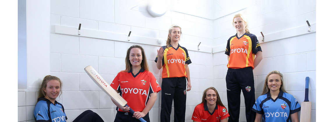 Toyota to drive Cricket Ireland Super 3s Series