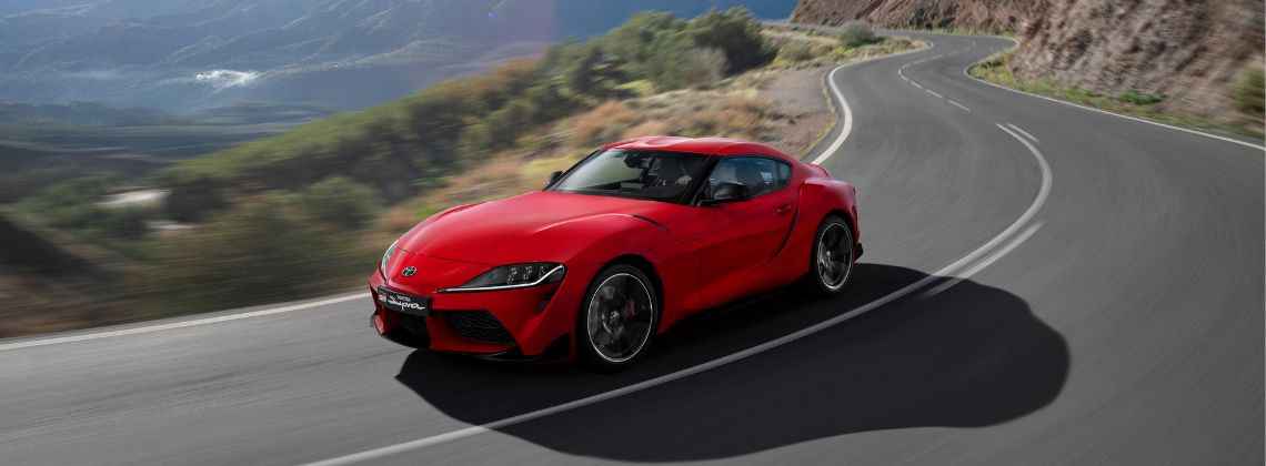World Premiere of the Legendary Supra