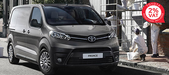 The New Proace