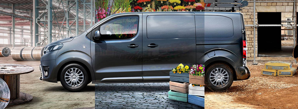 toyota ireland launch the the new toyota proace toyota ireland. Black Bedroom Furniture Sets. Home Design Ideas