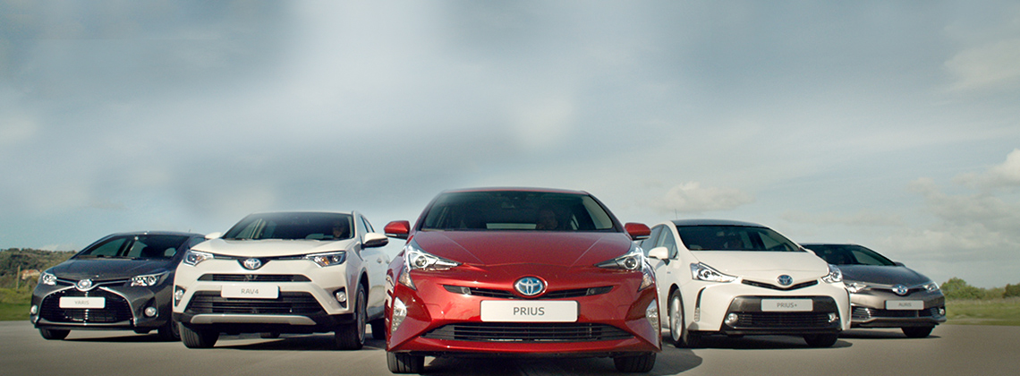 Toyota Ireland announce 128% sales increase for Hybrids in 2017