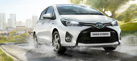 What is Hybrid? | Toyota Ireland