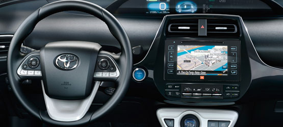 Toyota Touch® 2 with Go e Touch® 2 with Go Plus