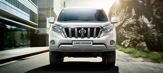 Brochure Land Cruiser