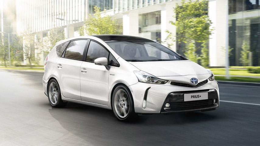 Toyota Corolla Lease >> Toyota Prius+: la monovolume ibrida a 7 posti