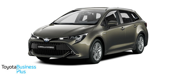 Corolla Hybrid Touring Sports Business