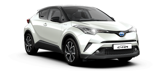 C-HR BusinessPlus