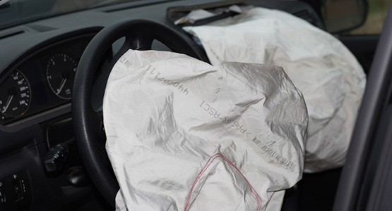 Airbags contrefaits