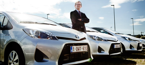Témoignages Toyota BusinessPlus