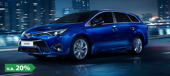 Avensis Touring Sports Lease Pro met MKB Superdeal v.a. € 645,- p/mnd!