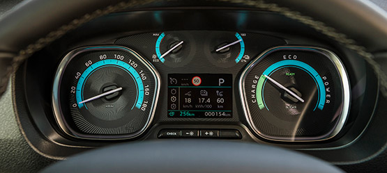 Toyota PROACE Electric - dashboard