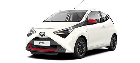 Welp Toyota AYGO Accessoires | Toyota.nl VX-85
