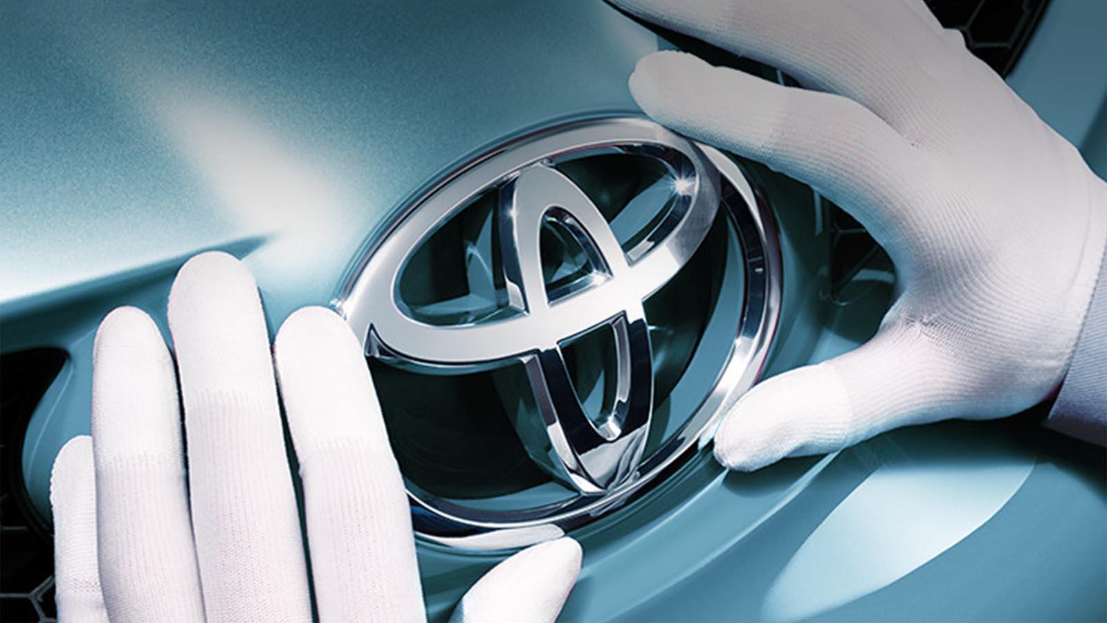 Het Verhaal Achter Het Logo Van Toyota Toyota