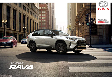 RAV4 - Prijzen en specificaties