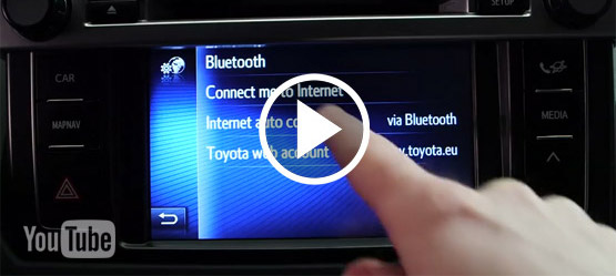 Toyota Touch 2 - Instructievideo's