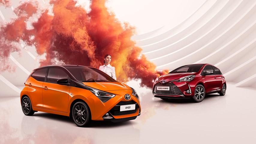 Nietypowy Okaz Auto dla kobiety - najlepsze kobiece samochody marki Toyota AU58