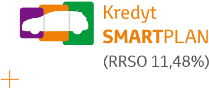 Toyota Business Plus - Kredyt SMARTPLAN