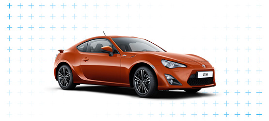 Toyota GT86 Business