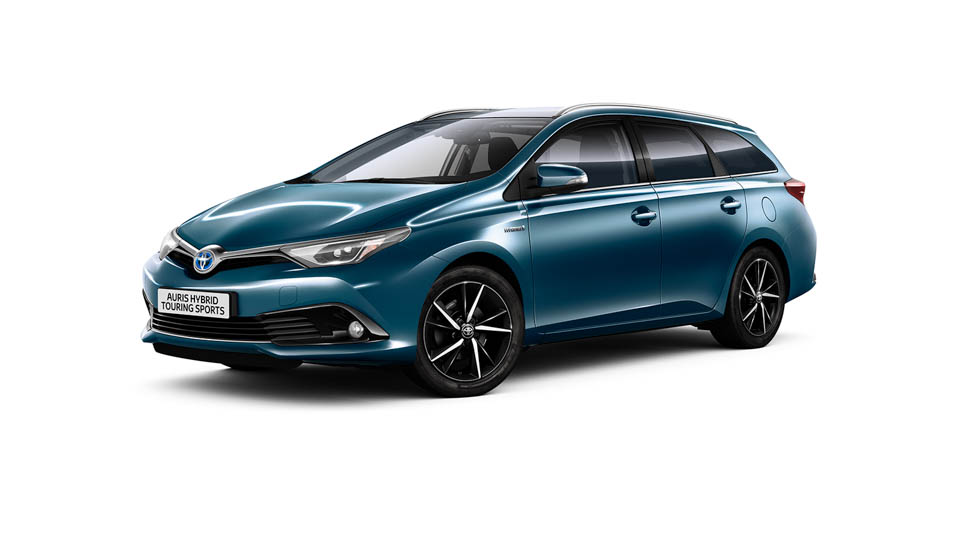 Promotie speciala Auris Hybrid Touring Sports