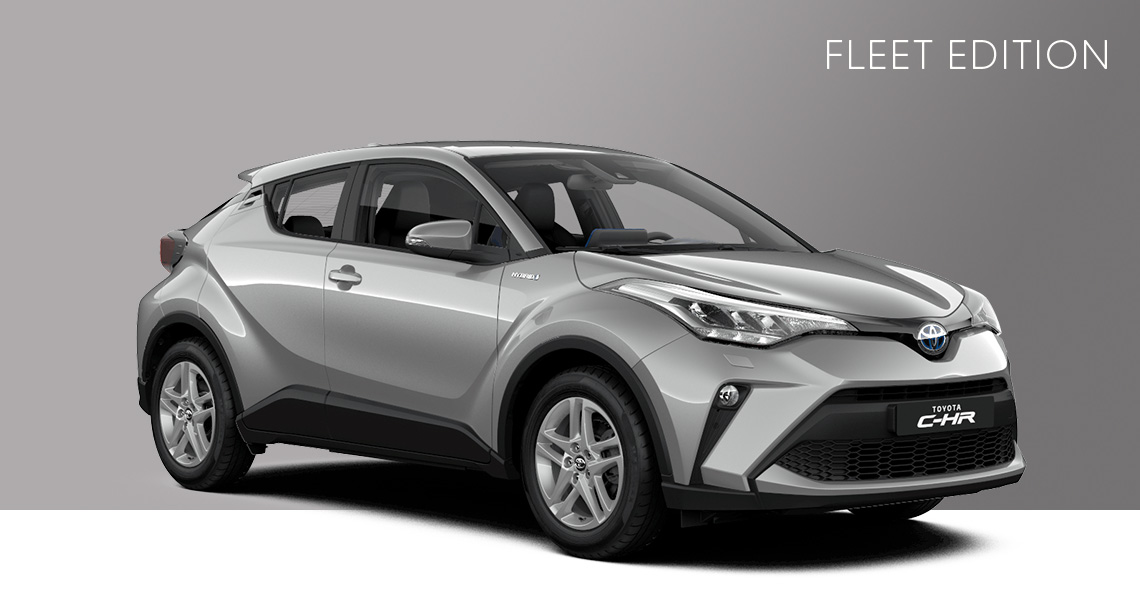 Toyota C-HR Fleet Edition