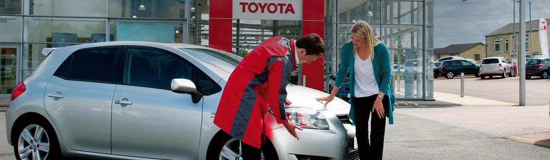 Rabljena Vozila Na Voljo Toyota Slovenija