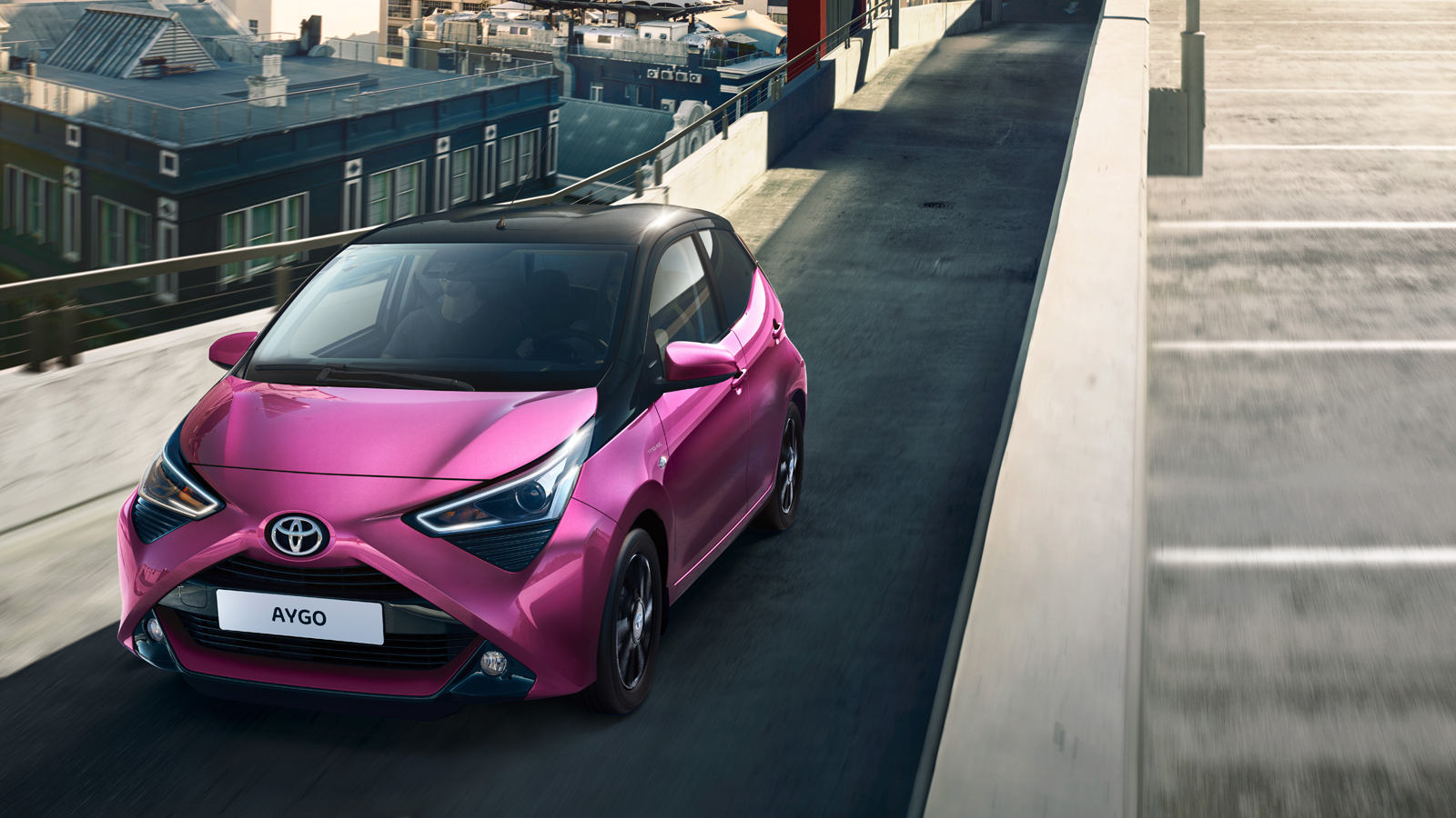 b1bbda8ea0 Toyota - Nové AYGO - Premiéra v 2018 roku