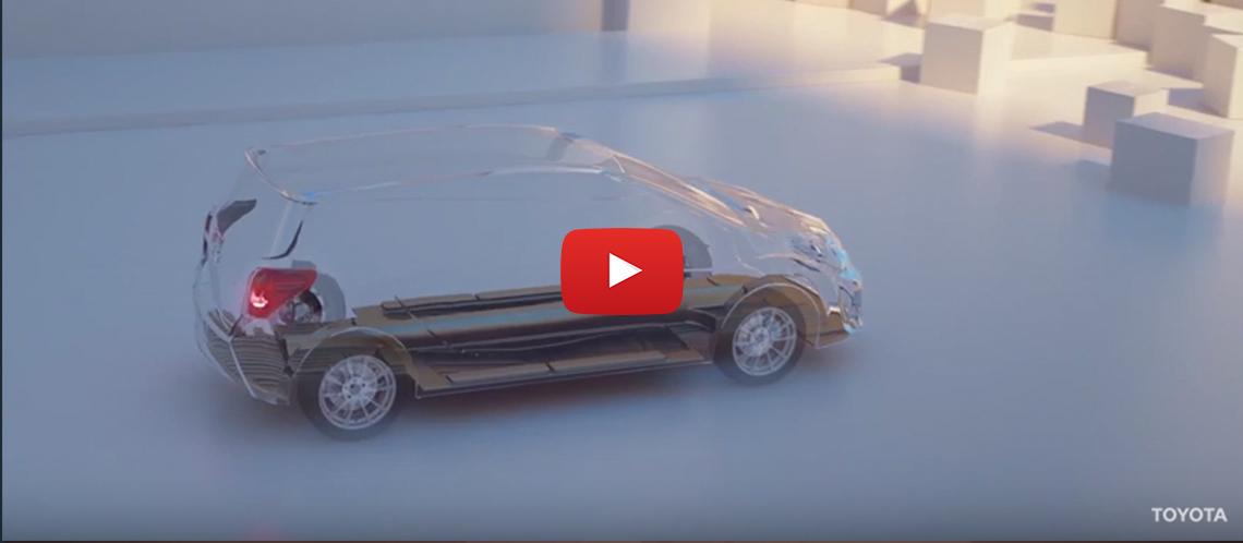 Гальмівні диски та колодки Toyota  Зупиняють надійно та безпечно