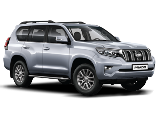 Аксесуари Toyota Land Cruiser Prado