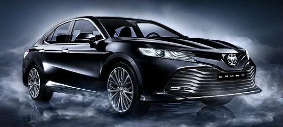 Нове покоління Toyota Camry вже в Україні